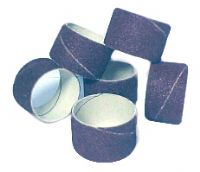 15mm diameter x 30mm wide. Spirabands. Price per 100.
